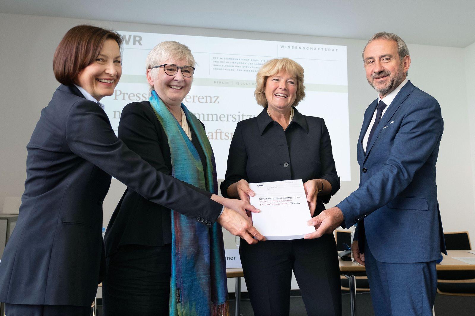 Gutachten empfiehlt Neuordnung von Stiftung Preussischer Kulturbesitz