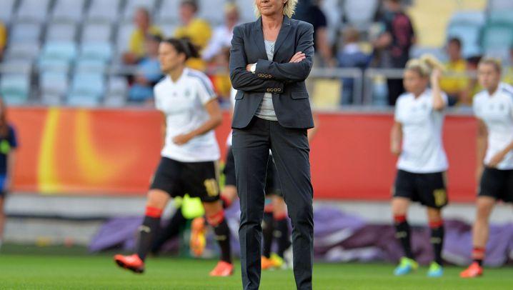 Frauen-Fußball-EM: Kampf fürs Finale