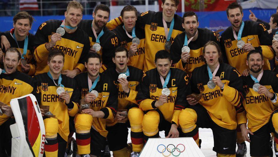 Eishockey-Nationalmannschaft