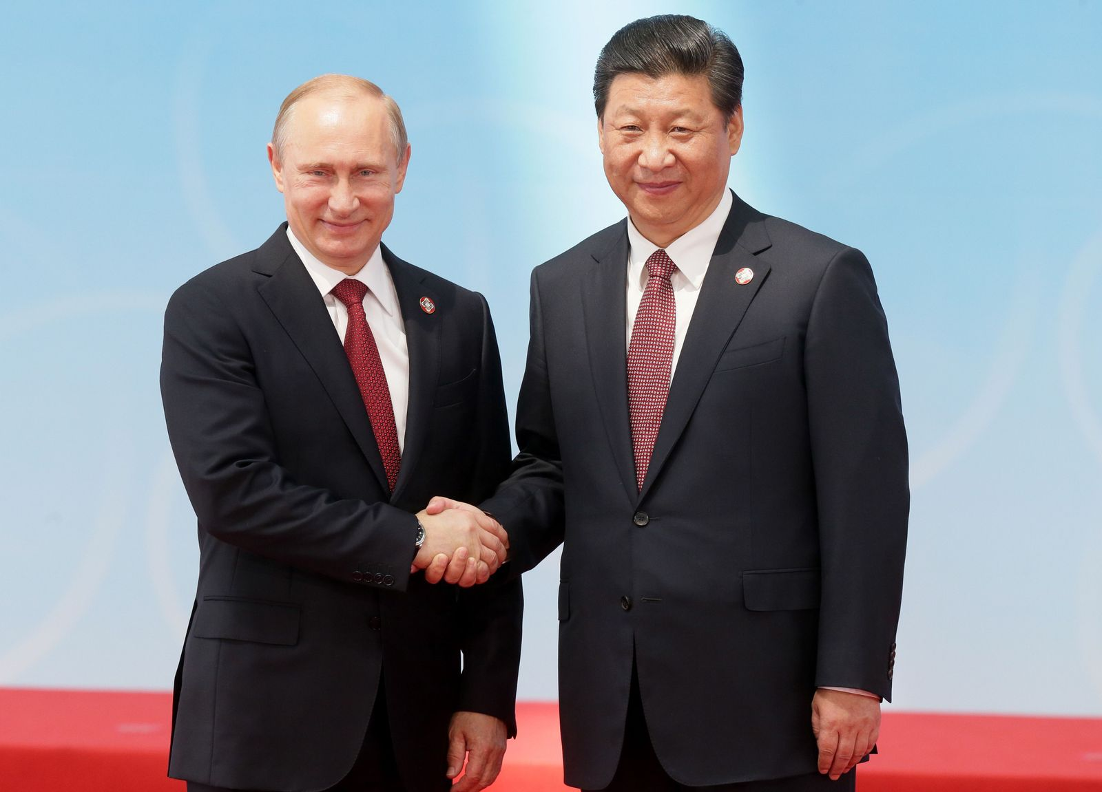 Putin / Xi Jinping