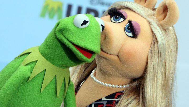 Kermit und Miss Piggy: Das Ende einer Liebe