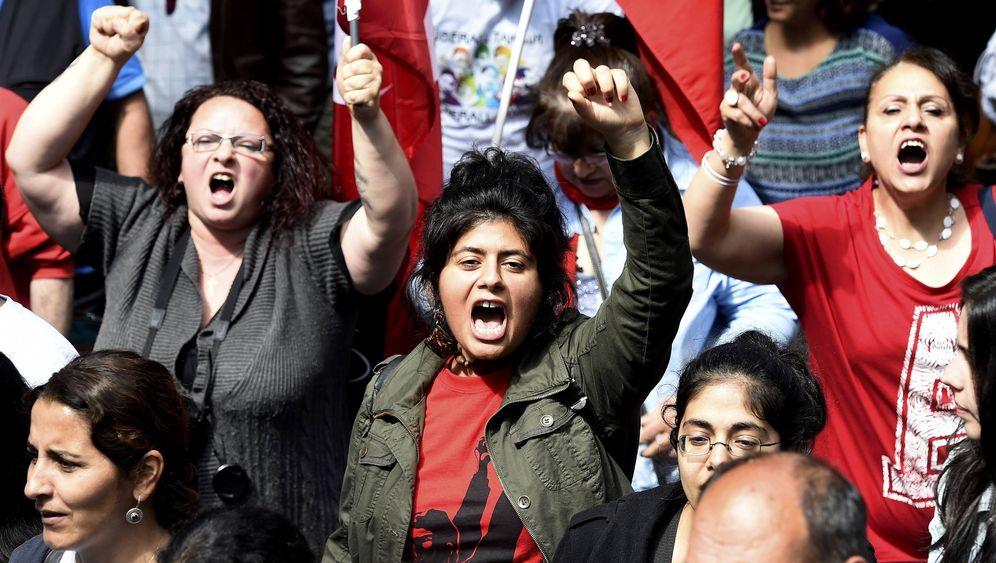 """Großdemo in Köln:: """"Die Menschen trauern, Erdogan macht Propaganda"""""""