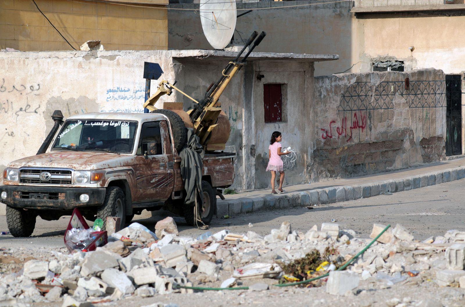 Syrien / Tell Abyad