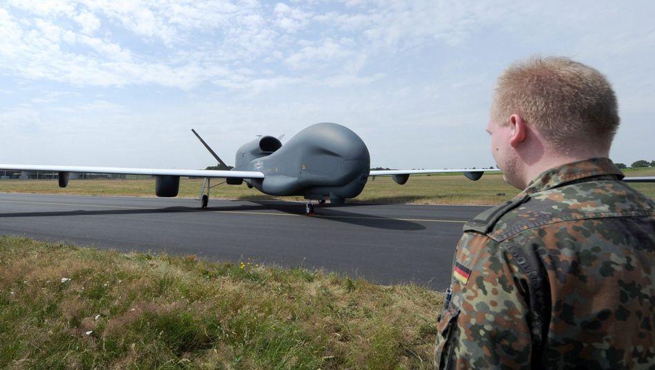 "Drone ""Euro Hawk"": Wie viele Unfälle gab es?"
