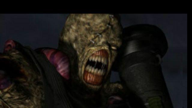 "Nemesis aus ""Resident Evil 3: Nemesis"": Der ultimative Gegner"