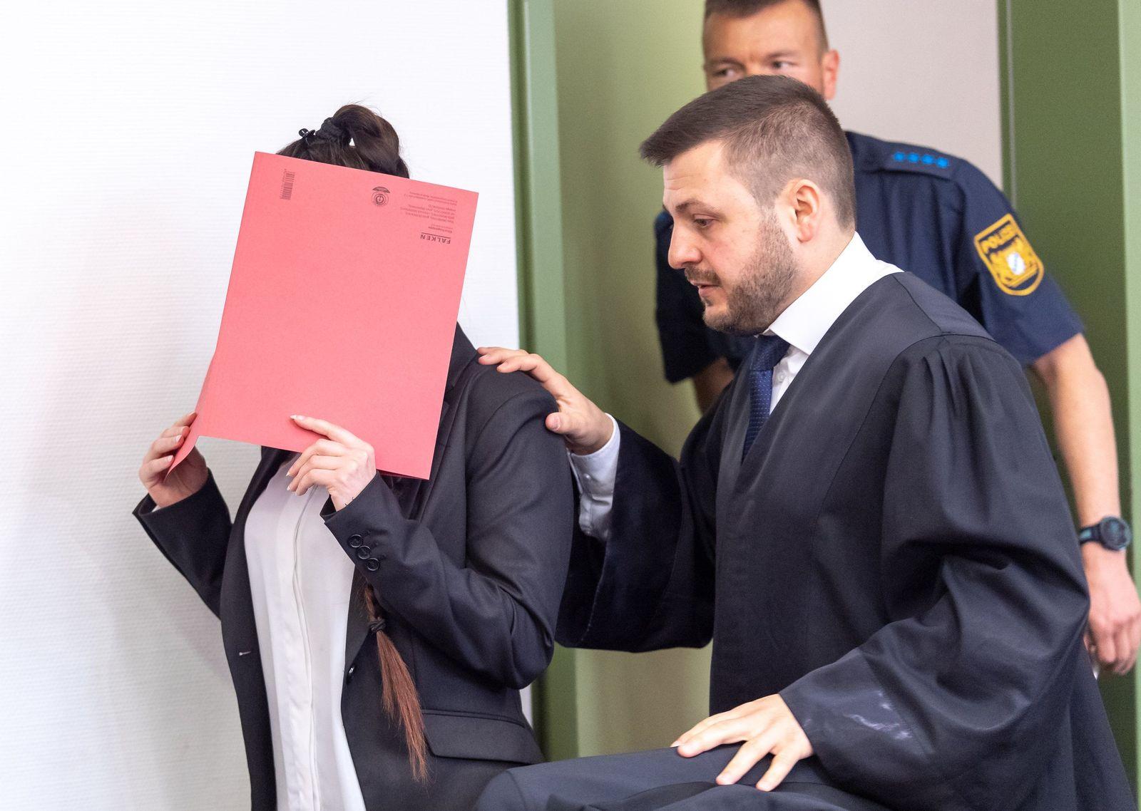 Prozess gegen Deutsche wegen Mitgliedschaft im IS