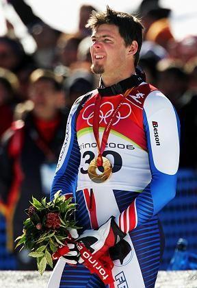 Olympiasieger Deneriaz: Fünftes französisches Abfahrts-Gold