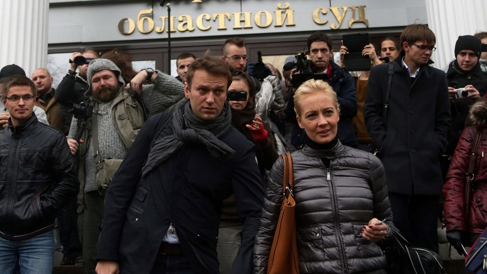 Photo Gallery: Russia's Opposition Firebrand