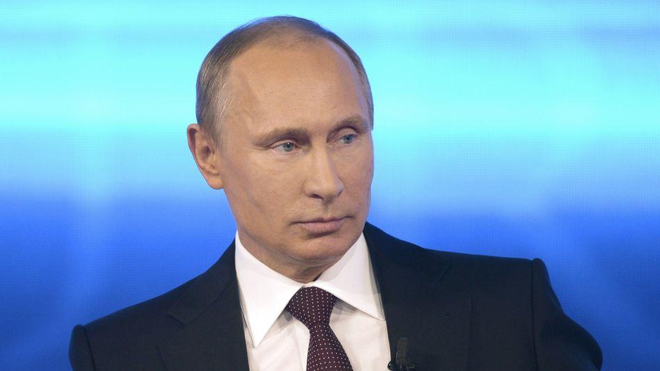 Russlands Präsident Putin: Das unterdrückte Andere