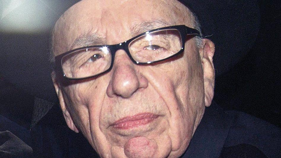 Medienzar Murdoch