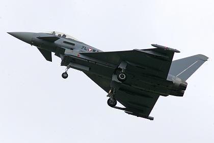 Eurofighter in Österreich: Korruptionsvorwürfe gegen EADS