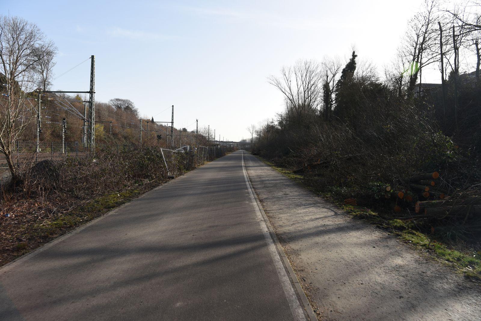 Radschnellwege in NRW