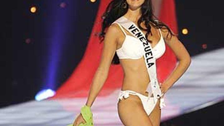 """""""Miss Universe"""": Aufmarsch der Schönen in Thailand"""