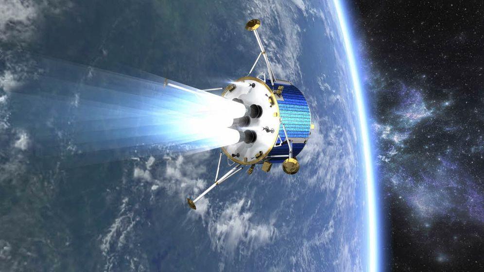"""Mondroboter: """"Lunar Lander"""" wird nie landen"""