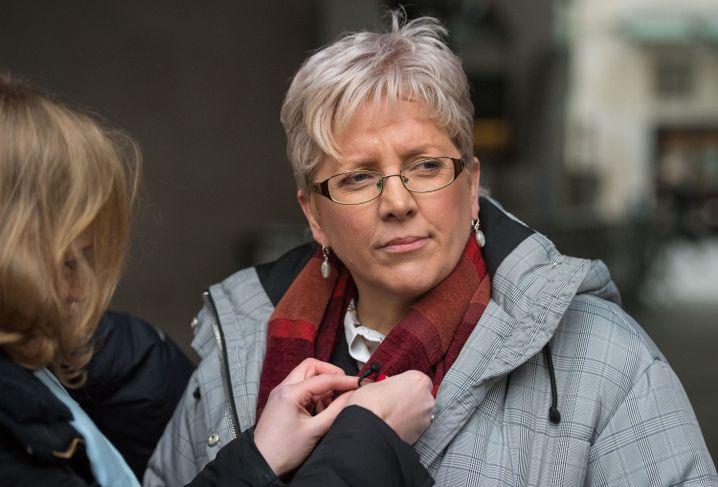 BBC-Journalistin Carrie Gracie