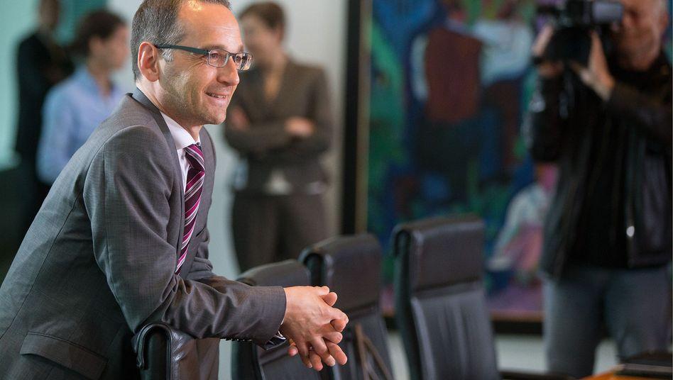 Justizminister Maas: Schärferer Kurs bei Datenschutzverstößen