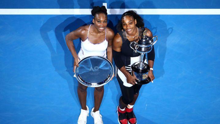 Rekordchampion Serena Williams: 23!