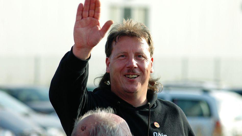 Trainer Battke: Trotz Ausschluss auf dem Platz