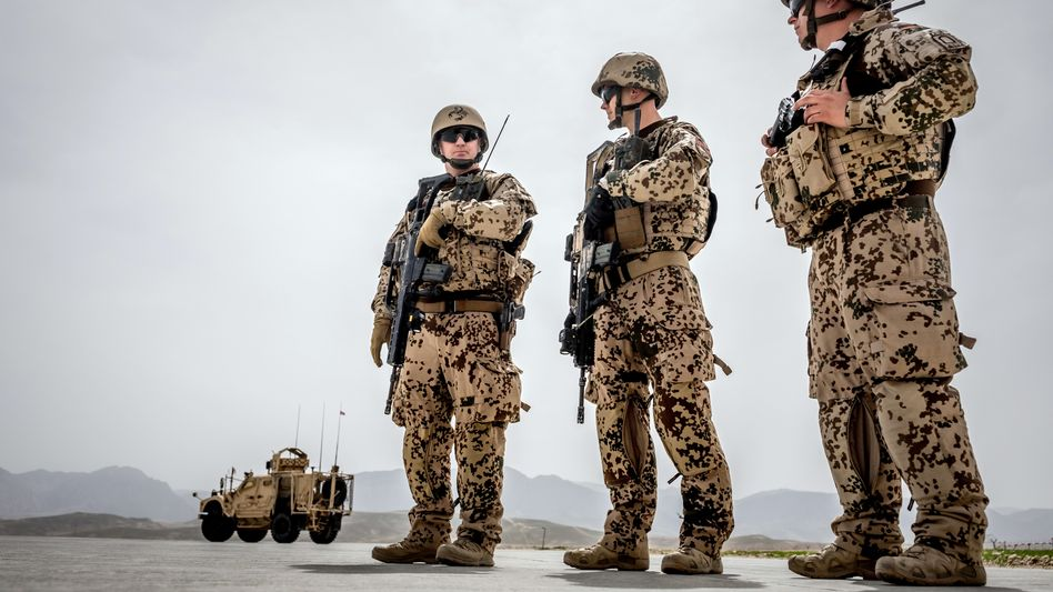 Bundeswehrsoldaten in Afghanistan (Archivfoto)