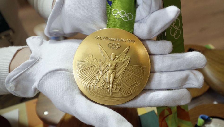 Interaktives Olympia-Spiel: So kommen Sie zu Gold