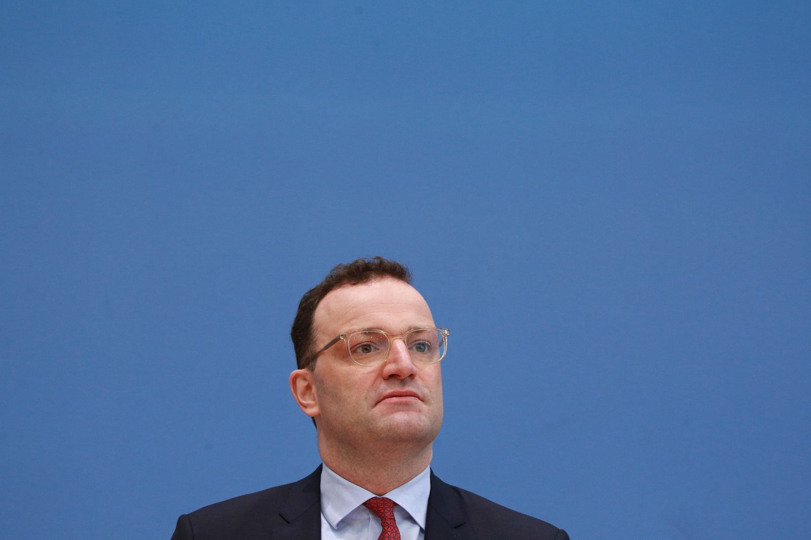 German Federal Government press conference on Covid