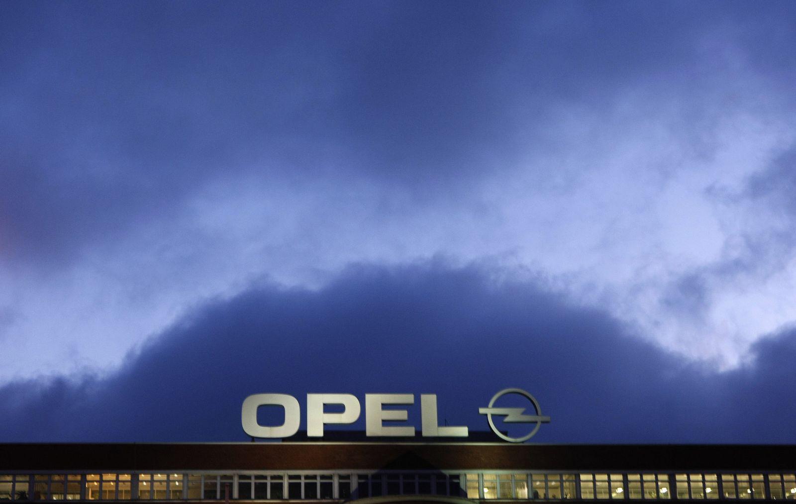 GERMANY/opel Bochum