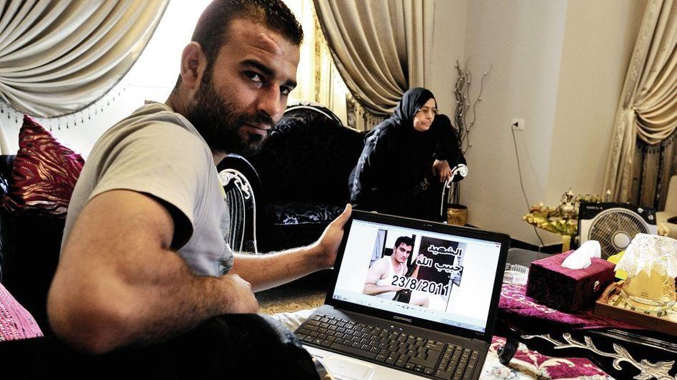 Überlebender Taha: »Ich hätte abgedrückt«