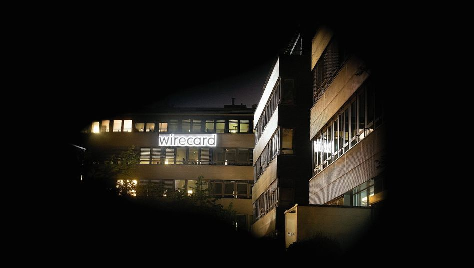 """Konzernzentrale in Aschheim:""""Geschäftsbeziehungen mit Hochrisikokunden"""""""