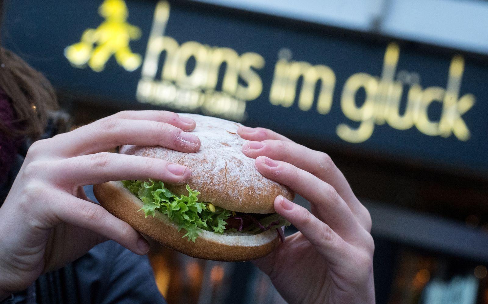 Burgerkette «Hans im Glück»