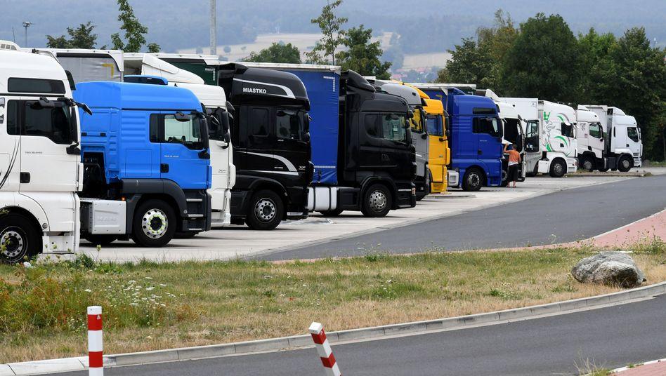 """Autobahnraststätte in Niedersachsen: Die """"Laissez-faire-Haltung"""" müsse aufhören"""