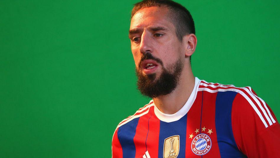 Offensivstar Ribéry: Wird er für drei Bayern-Spiele gesperrt?