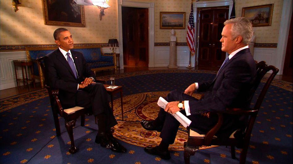 Russlands Syrien-Vorstoß: Obama vertagt den Angriff auf Assad