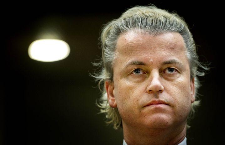 """PVV-Chef Geert Wilders: """"Für uns die Arbeit, für sie Souvlaki"""""""