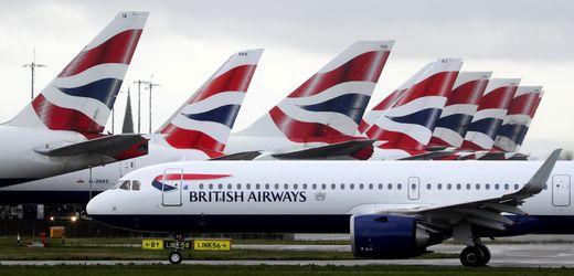 Corona-News am Dienstag: British Airways erwartet Reiseverkehr ab 17. Mai