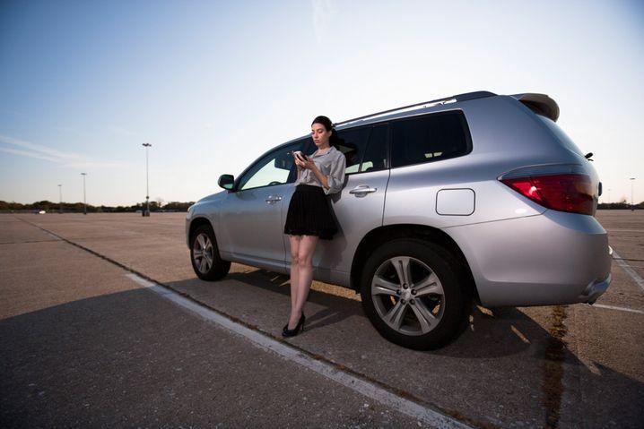 Dick für dünn: Besonders Frauen fliegen auf fette Geländewagen