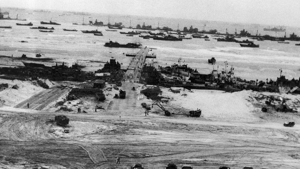 D-Day: Der Top-Spion und seine Frau