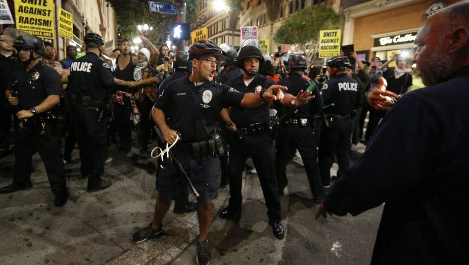 Proteste nach den tödlichen Schüssen auf Michael Brown: Neue Kritik an Polizei