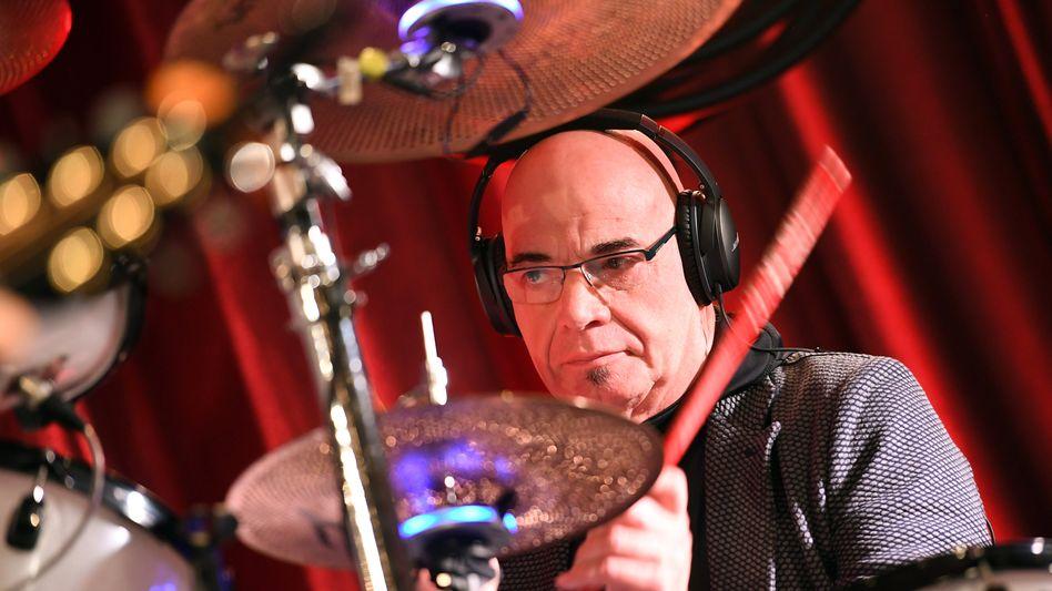Klaus Selmke, Schlagzeuger der Ost-Band City