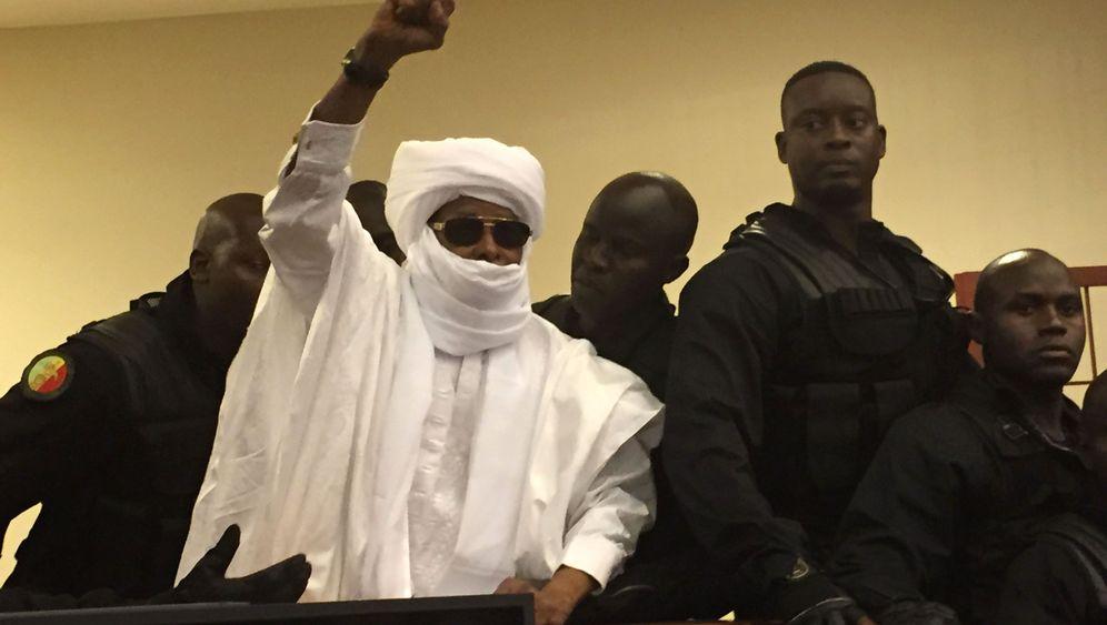 Verurteilter Diktator Habré: Unbelehrbar bis zum Ende