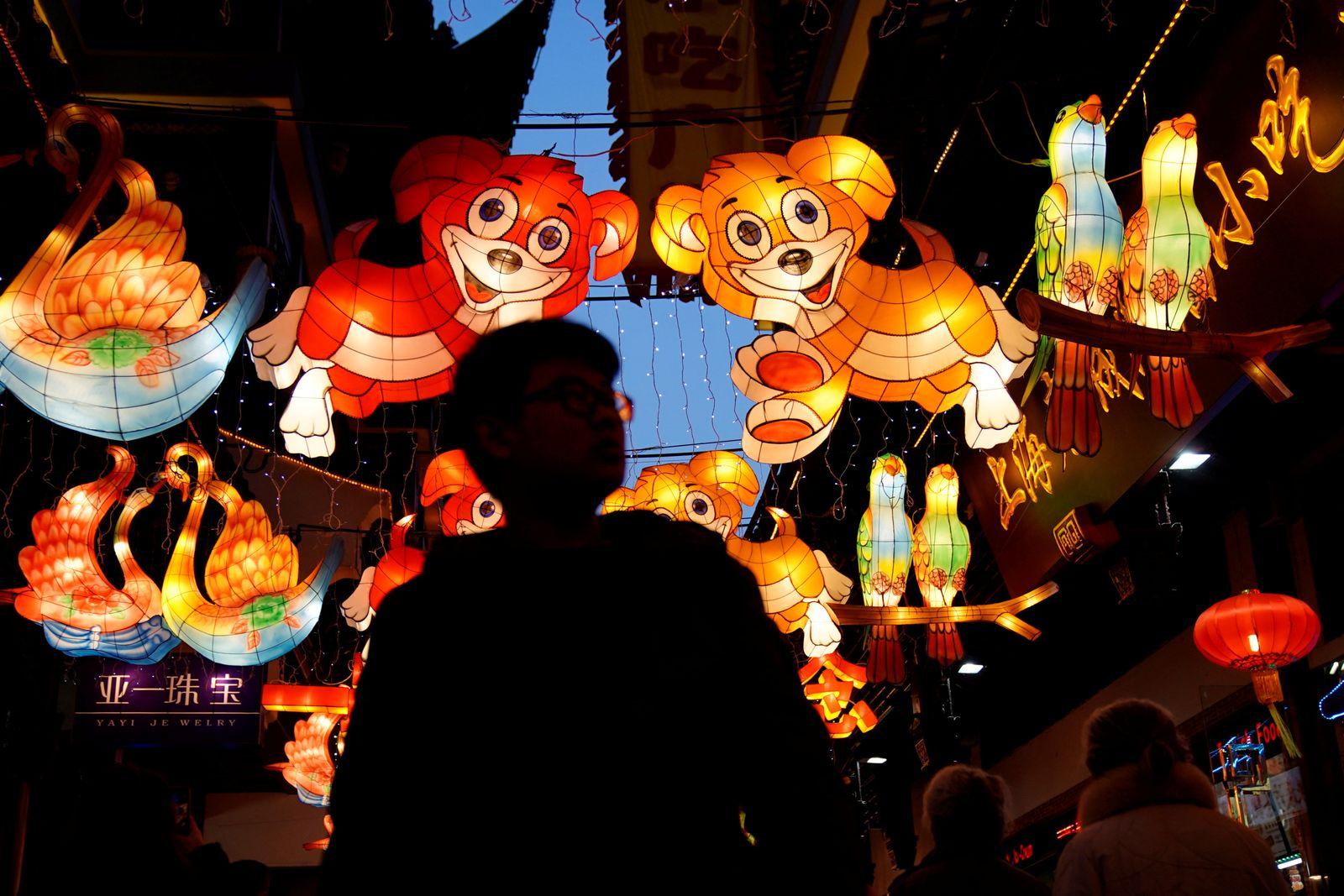 China / Neujahrsfest