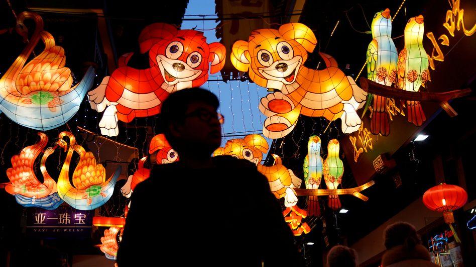 Neujahrsfest in China
