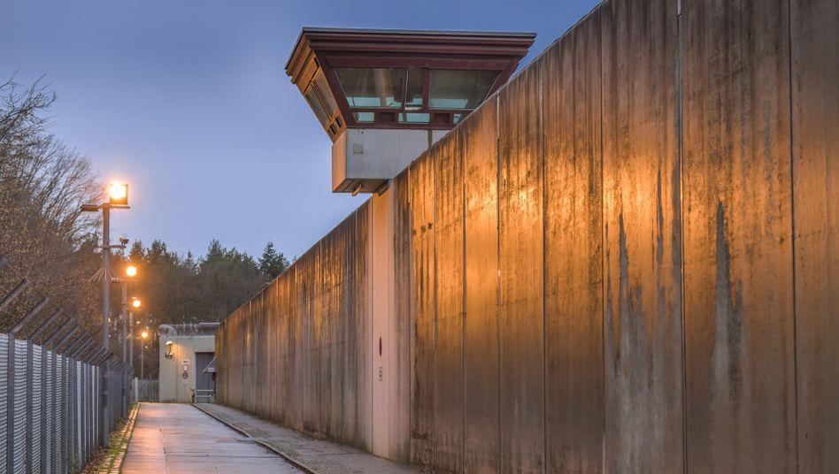 Berliner JVA Tegel: Antritt von Freiheitsstrafen von unter drei Jahren ausgesetzt