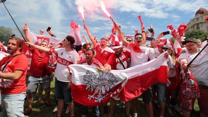 Polnische Ultras: Randale und Festnahmen