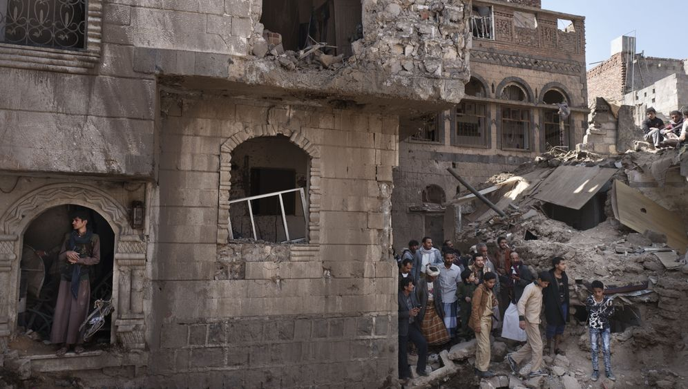 Photo Gallery: Yemen's Never-Ending War