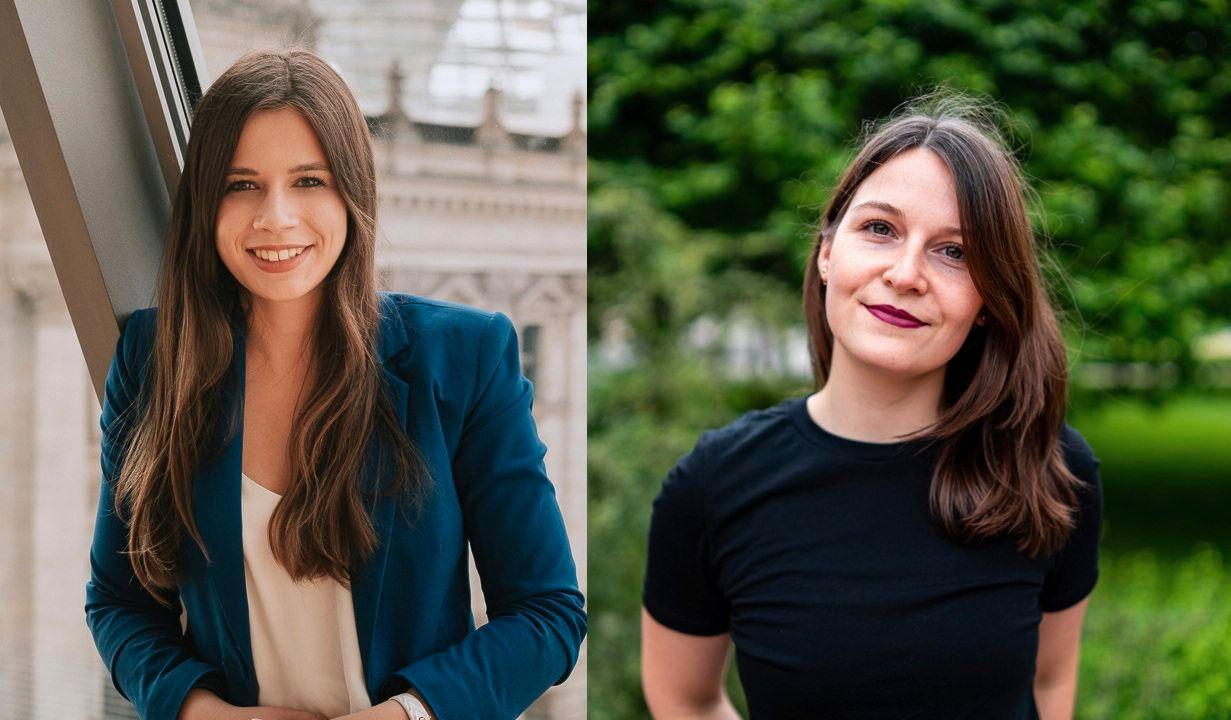KOMBO Saskia Weishaupt / Laura Schieritz