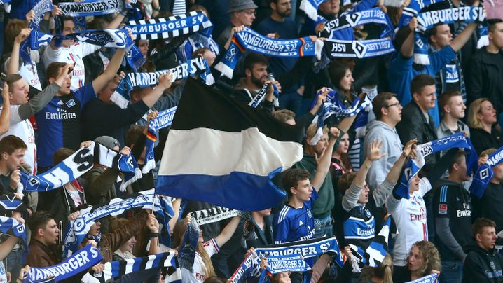 HSV verhindert Abstieg: Buenos Díaz