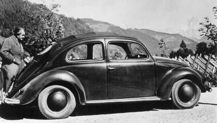 Photo Gallery: Porsche's Dark Past
