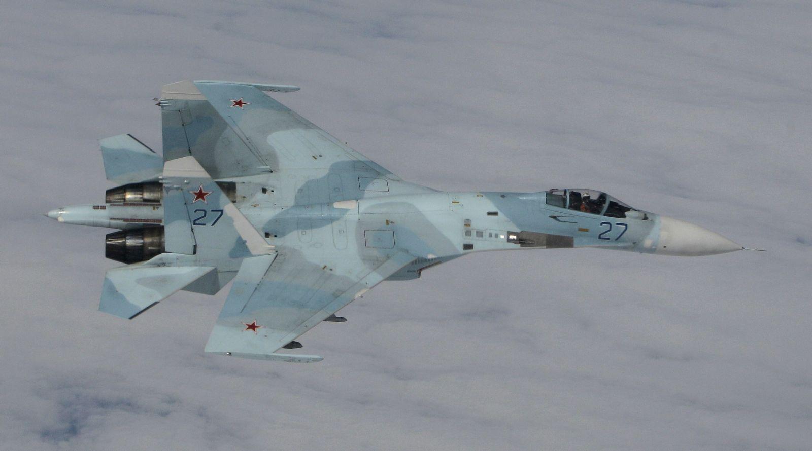 Russian Su-27