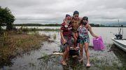Ausnahmezustand am Amazonas