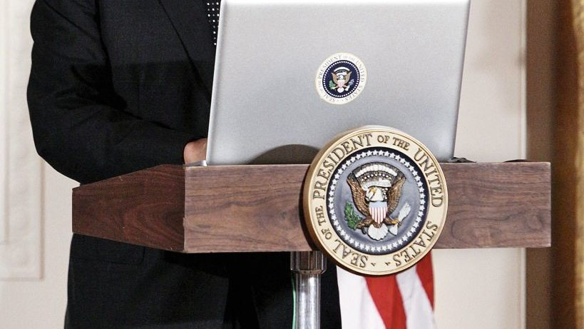 US-Präsident Obama: »Bitte nicht verfolgen«